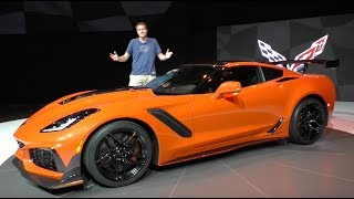 Download Here's a Tour of the 2019 Chevy Corvette ZR1 Video