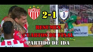 Download Necaxa vs Pachuca 2-1 Resumen cuartos de final 2016 Video