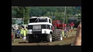 Download Ackerpulling Niederau 2012 Video