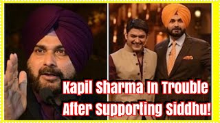 Download Kapil Sharma In Trouble After Supporting Navjot Singh Siddhu Over Pulwama Reaction Video