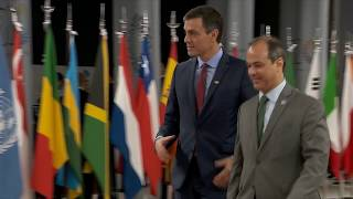 Download Arrival at venue and welcome of G20 members Video