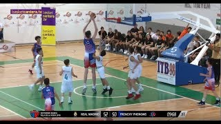 Download U12 - REAL MADRID vs FRENCHY PHENOMS.- Final Torneo MARCA Villa de la Roda 2018 (BasketCantera.TV) Video