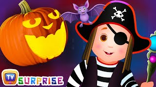 Download Halloween Surprise Eggs | Halloween Trick or Treat Costumes | Spooky Halloween Surprise | ChuChu TV Video