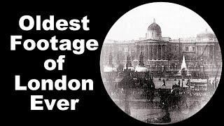 Download Oldest Footage of London Ever Video