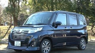 Download トヨタ・ルーミー カスタムG-T 試乗インプレッション 車両紹介編 Video