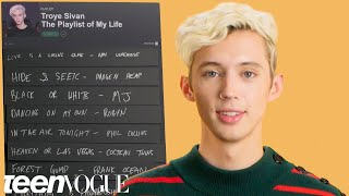 Download Troye Sivan Creates the Playlist of His Life | Teen Vogue Video