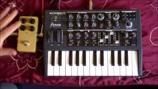Download Arturia MicroBrute, Floyd Style 1970's Mellow Lead Patch Video