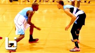 Download Jamal Crawford Hits Game Winner & Zach LaVine Breaks Ankles in Seattle Pro Am ASG!! Video