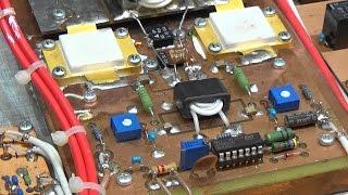 Download #96 Repairing a 1500 Watt MOS FET HAM radio RF Power Amplifier Video