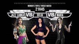 Download CATCH FRANCE - MATCH TRIPLE MENACE FEMININ - Jazz Lanka vs Alexis Maria vs Delia - STREET FOOD APERO Video
