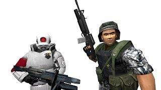 Download Combine Elite Soldiers vs Grunts Video