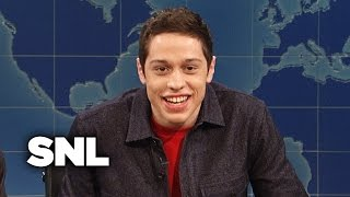 Download Weekend Update: Pete Davidson on STD Prevention - SNL Video