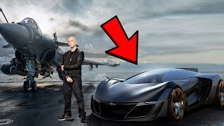 Download 12 Items Eminem Owns That Cost More Than Your Life... Video