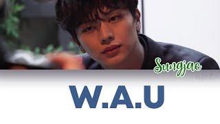 Download YOOK SUNGJAE (육성재) (BTOB) - W.A.U lyrics Video