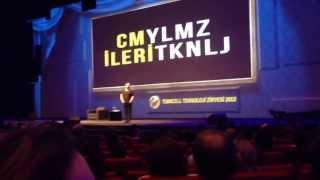 Download Cem Yılmaz Turkcell Teknoloji Zirvesi 2013 - Asist Bilgi Teknolojileri Video