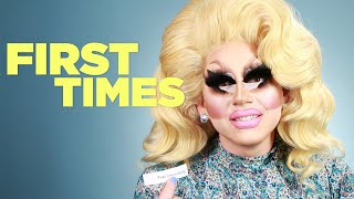 Download Trixie Mattel Tells Us About Her First Times Video