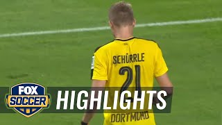 Download RB Leipzig vs. Borussia Dortmund   2016-17 Bundesliga Highlights Video