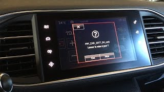 Peugeot 208/2008/308 SMEG+ Latest Firmware Update Free Download