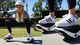 Download Segway Shoes!!! Segway Drift W1 Unboxing and Review! Video