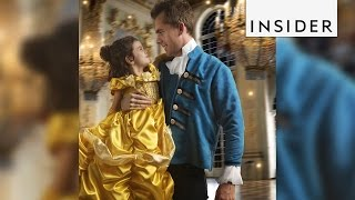 Download World's best dad gives daughter a magical Disney photo shoot Video