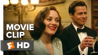 Download Allied Movie CLIP - Shootout (2016) - Marion Cotillard Movie Video