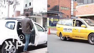 Download ¿Qué tan diferente es utilizar taxi o uber? Video