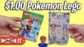 Download $1 Pokemon Lego VS $10 Pokemon Lego Video