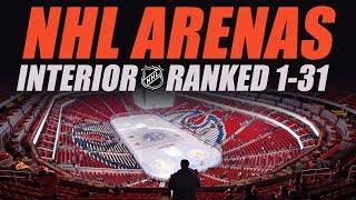 Download NHL Arenas Ranked 1-31 (Inside) Video