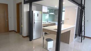 Download Greenwich (Singapore) studio apartment for rent Video