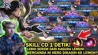 Download PERDANA RRQ LEMON PAKAI LUNOX! HERO LUNOX CD CUMA 1 DETIK! LEBIH SEREM DARI KAGURA LEMON?! Video