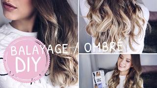Download DIY BALAYAGE + OMBRE Hair Tutorial   SELBER FÄRBEN zuhause   elenasmakeup Video