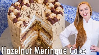 Download Hazelnut Meringue Cake Video