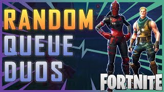 Download Fortnite - Random Queue Duos! - May 2018 | DrLupo Video