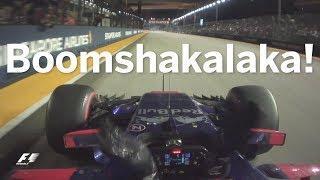 Download 2017 Singapore Grand Prix: Best Of Team Radio Video