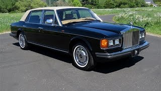 Download 1985 Rolls Royce Silver Spur for Sale Video