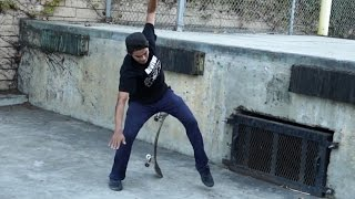 Download His Skateboard DIDN″T BREAK? How!? Video