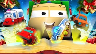 Download Road Ranger   Morose Frank On A Merry Christmas   Kids Show   Video For Toddlers by Kids Channel Video