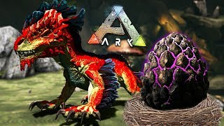 Download ARK: Survival Evolved - BABY ROCK DRAKE EGG HATCHING & RAISING!! (ARK Aberration) Video