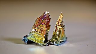 Download How to Make Large Bismuth Crystals Video