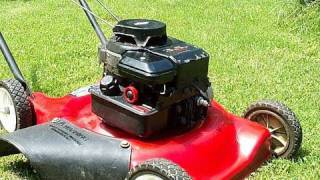 Download HOW TO REPAIR Lawnmower with BRIGGS & STRATTON Pulsa Prime Carburetor 1/2 Video
