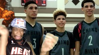 Download WTF! 3 BROTHERS!! #1 RANKED CHINO HILLS REACTION! Video