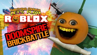 Download Doomspire Brickbattle (Annoying Orange Destroying ALL TOWERS!!!) Video