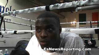 Download what happened when mike tyson saw james toney? Video