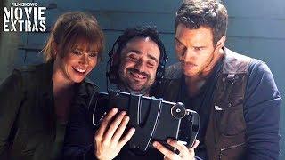 Download Jurassic World: Fallen Kingdom ″Go Behind The Scenes″ Featurette (2018) Video