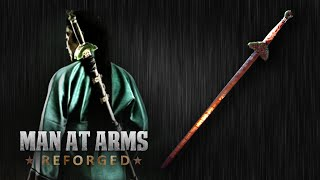 Download Green Destiny (Crouching Tiger, Hidden Dragon) - MAN AT ARMS: REFORGED Video