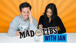 Download Mad Libs Challenge with Ian Harding | Shay Mitchell Video