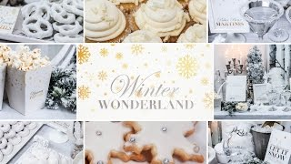 Download Winter Wonderland Party | Holiday Entertaining Ideas Video