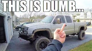 Download The WORST Part About Mudding Your Truck... Video