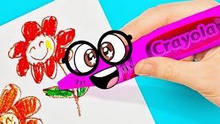 Download El TALENTOSO PINTOR Super Slime Sam y sus crayones rotos Video
