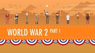 Download World War II Part 1: Crash Course US History #35 Video